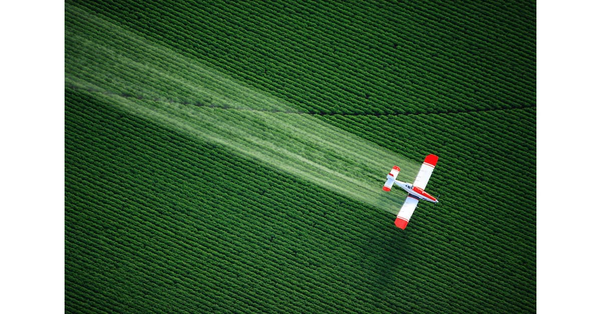 PFAS Chemicals Spread Through Contaminated Pesticides